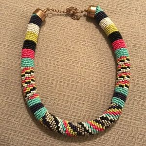 Fun bead necklace!